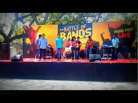 Battle Of Bands 2013 - Spartan Band (qualification Round) video