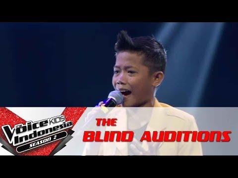 download lagu Desna Jadi Aku Sebentar Saja  The Blind Auditions  The Voice Kids Indonesia S2 GTV 2017 gratis