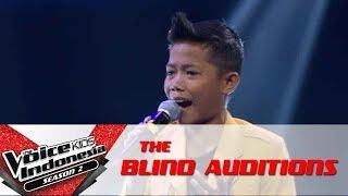 Desna 34 Jadi Aku Sebentar Saja 34 The Blind Auditions The Voice Kids Indonesia S2 Gtv 2017