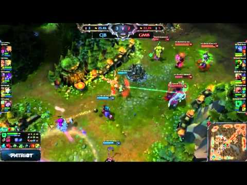 League of Legends Top 5 Pro Plays: Episode 7