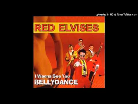 The Red Elvises - Sad Cowboys Song