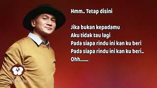 ANJI   MENUNGGU KAMU LYRICS   mp4   360p   With Au 11