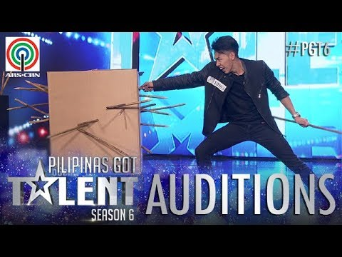 Pilipinas Got Talent 2018 Auditions  Kevin Bautista   Stage Magic