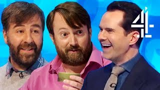 David Mitchell & David O'Doherty's Best Bits on 8 Out of 10 Cats Does Countdown