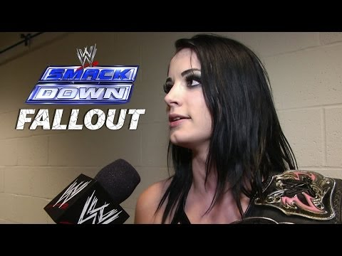 Tempers Run Wild - SmackDown Fallout - June 27, 2014