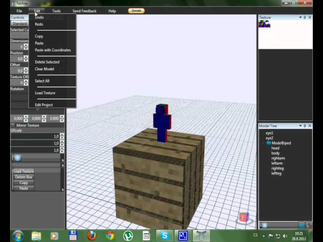 Minecraft mod part1 (jak vytvořit vlastního moba do minecraftu)