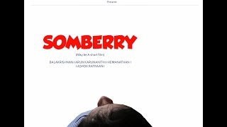 Somberry- short film - Motion poster