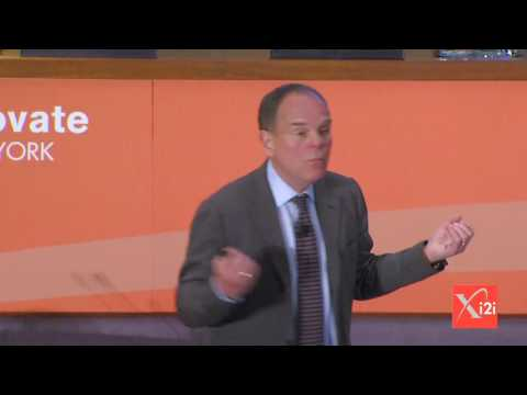 Don Tapscott at X PRIZE s  incentive2innovate  Conference