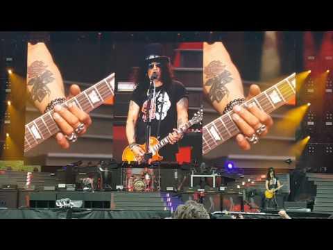 Guns 'n' Roses - Rocket Queen. Live @ Slane 2017
