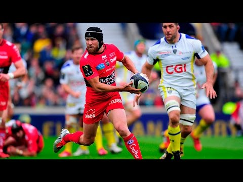 "Matt Giteau - ""Best feeling i've had in my career"" European Rugby Champions Cup Final 2015"