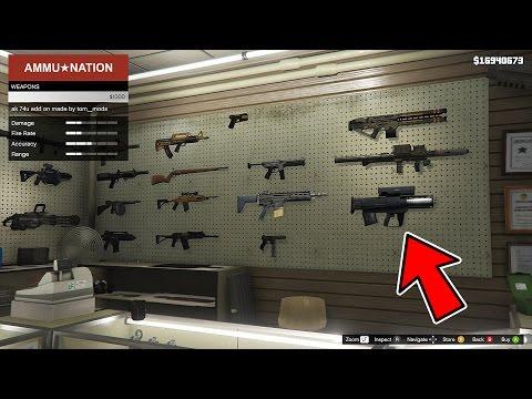 GTA Online Gunrunning DLC NEW Powerful Army Weapons - Teaser Trailer (GTA 5 Military DLC)