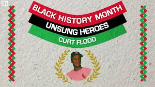 Curt Flood's stand changed baseball forever Black History Month Sports Illustrated