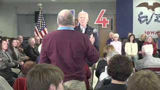 TAKING ON BIDEN: Man CONFRONTS Joe Biden Over Hunter Biden Controversy