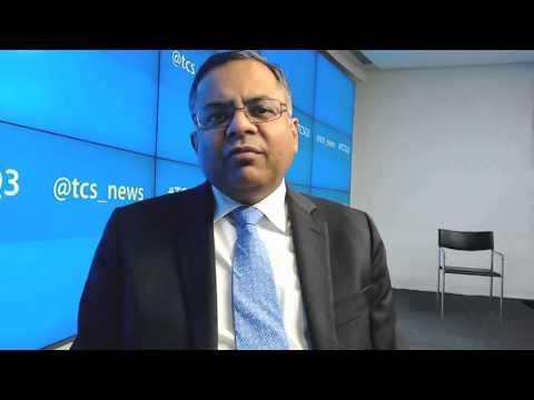 CEO, Tata Consultancy Services | Q&A