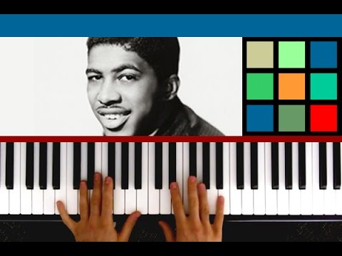 "How To Play ""Stand By Me"" Piano Tutorial / Sheet Music *real version* (Ben E. King)"