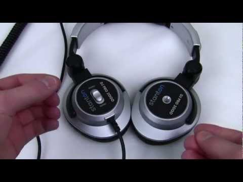 Stanton DJ PRO 2000 On-Ear Headphones