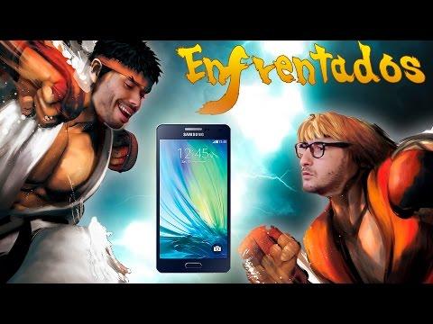 Enfrentados por el Samsung Galaxy A5