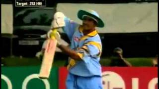 Sadagopan Ramesh Hit SIX(First and last Six in his International Career
