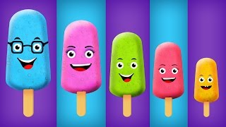 download lagu The Finger Family Ice Cream Family Nursery Rhyme  gratis