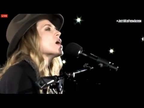 Skylar Grey Performing Coming Home for LeBron James - Welcome...