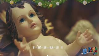 Baby Jesus | J-E-S-U-S - Jesus is His Name | Christian Song from Kids Faith TV