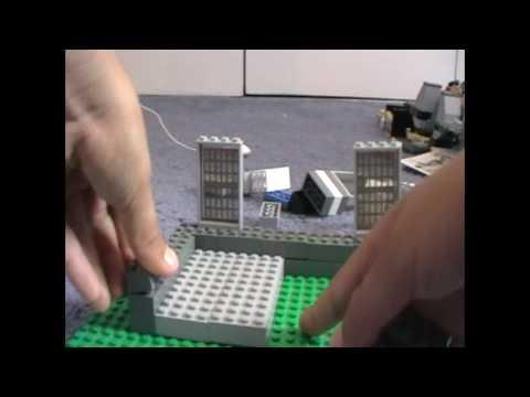 A Tour Of Lego Movie Maker Film Studios