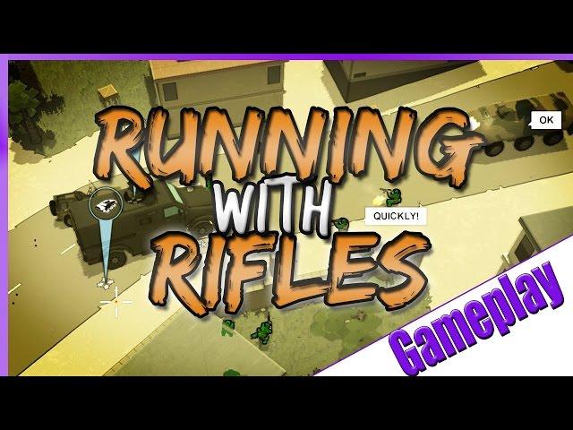 Руководство запуска: Running with Rifles по сети