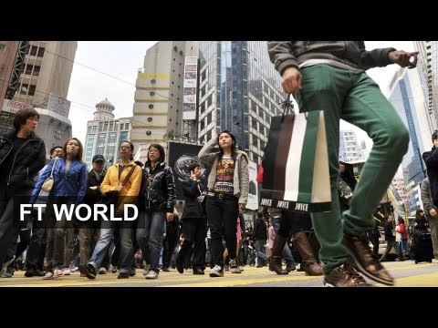 Hong Kong: the great mall of China | FT World