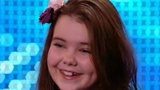 Cute Little Girl Turns Her Swag On and Surprises Judges