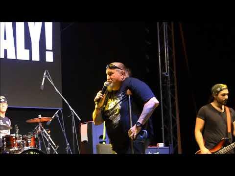 Deák Bill Blues Band - Rossz vér - X. Csokoládé Fesztivál, Szerencs, 2017. 08. 25.