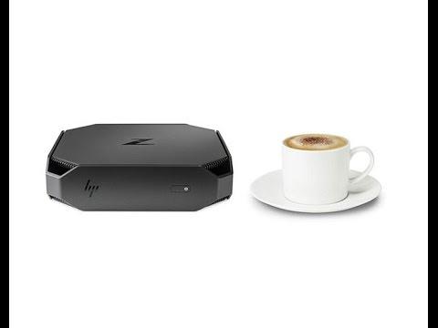 Teknoloji Videoları - Şık, güçlü ve minik iş istasyonu HP Z2 Mini