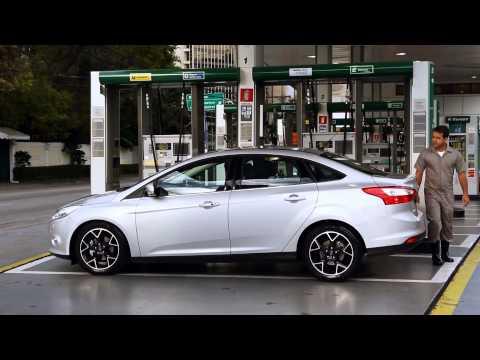 Novo Ford Focus 2014 - motor 2.0 Duratec