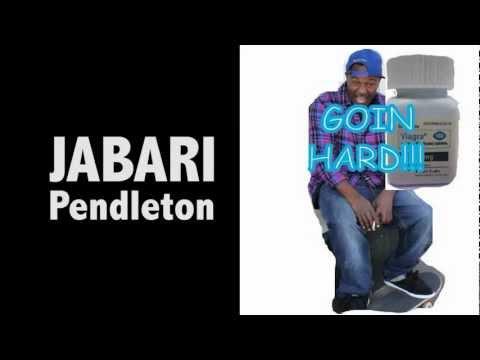Jabari Penleton... goin hard?!