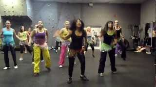 Me Not a Gangsta With Kit - Dance Fitness Choreography