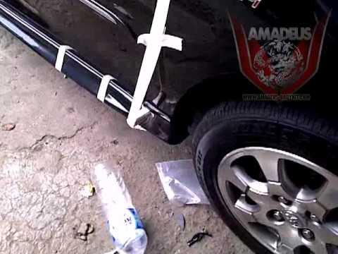 Amadeus Bodykit ::: Toyota Vios TRD