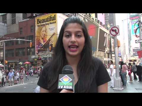 India Day Flash Mob Featured on TV Asia
