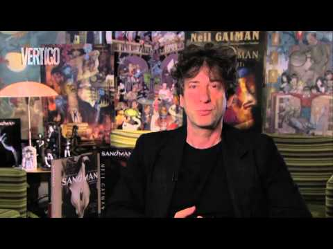 SDCC 2012 - Neil Gaiman Sandman Announcement