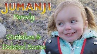 Jumanji 2 Bloopers, Outtakes, Behind the Scenes & Deleted Scenes Kids Fun TV