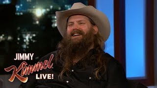 Download Lagu Guest Host Chris Pratt Interviews Chris Stapleton Gratis STAFABAND