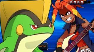 Đánh Bại Nhà Huấn Luyện Nhạc Rock - Nexomon Game Giống Pokemon Phiên Bản Mobile #17