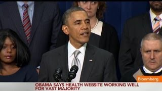 (Obama) Health Law Opponents Will Never Be Satisfied  12/3/13