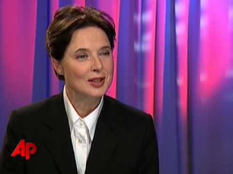 Isabella Rossellini Makes a Porno