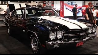 SEMA 2017: OPGI Sponsors 1970 Chevelle Dream Giveaway