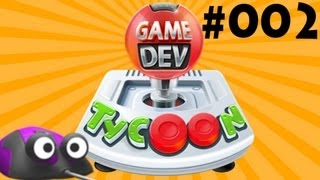 Game Dev Tycoon [HD] #002 ★ Ninvento vor Release ★ Let