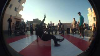 PRIDE OF BBOY VOL 2 16강 TIGGER vs COBWEB
