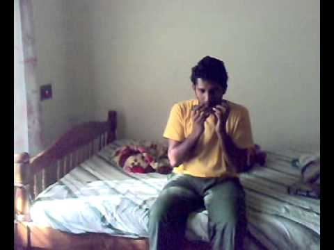 Harmonica Bit on kattadi thanalum from malayalam movie Classmates...