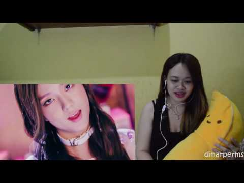 download lagu BLACKPINK - Whistle  Indonesian Reaction gratis