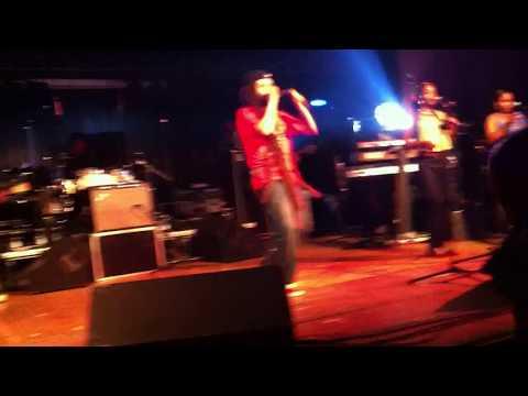 ALBOROSIE – Camilla – Live. Rimini – luglio 2011