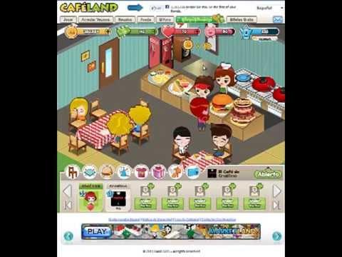 Juegos Facebook Cafe Land Episodio 1