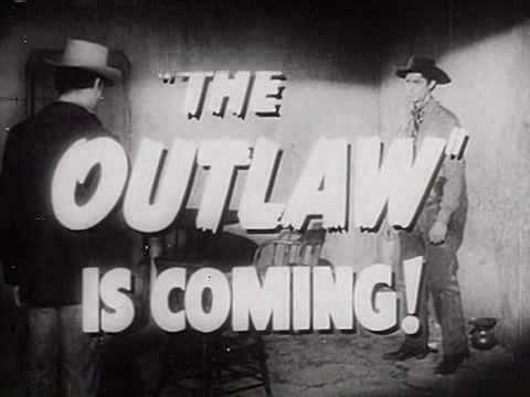 The Outlaw (1943) Theatrical Movie Trailer video